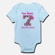 7th Birthday - Personalized Body Suit