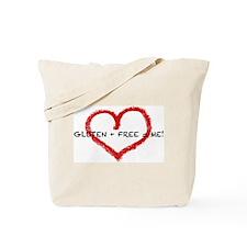 Gluten + Free = ME! Tote Bag
