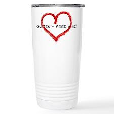 Gluten + Free = ME! Travel Mug