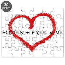 Gluten + Free = ME! Puzzle