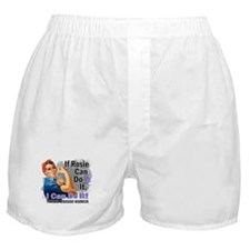 If Rosie Can Do It Thyroid Disease Boxer Shorts