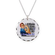 If Rosie Can Do It Thyroid Disease Necklace