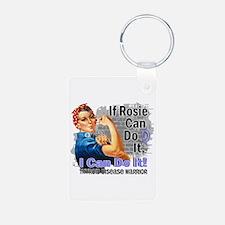 If Rosie Can Do It Thyroid Disease Aluminum Photo