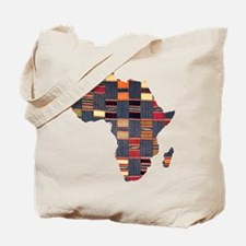 Ethnic African Tapestry Tote Bag