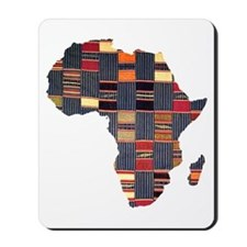 Ethnic African Tapestry Mousepad