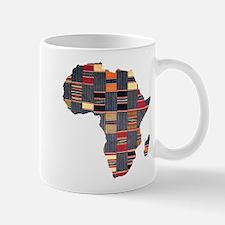 Ethnic African Tapestry Mug
