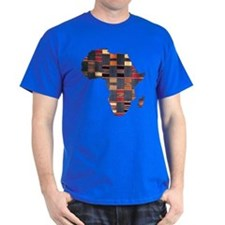 Ethnic African Tapestry T-Shirt