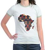 Ethnic Jr. Ringer T-Shirt