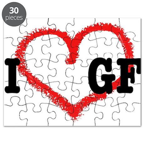 I *heart* GF Puzzle