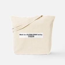 Made GLUTEN FREE. Tote Bag