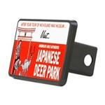 Japanese Deer Park Hitch Cover