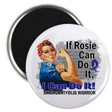 If Rosie Can Do It Syringomyelia Magnet