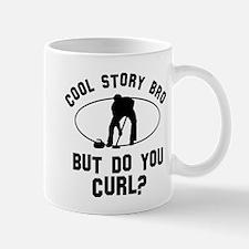 Curl designs Mug