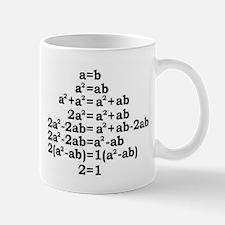 math genius Mug