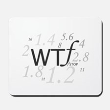 WTF - which ever F works for you is good to me. Mo