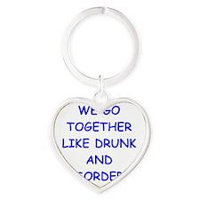 together Keychains