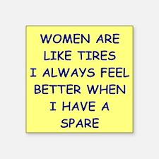 WOMEN Sticker