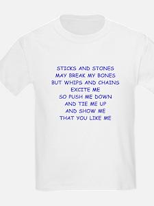 s and m joke T-Shirt