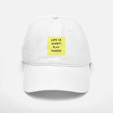life is Baseball Baseball Baseball Cap