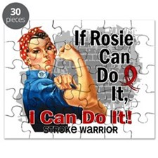 If Rosie Can Do It Stroke Puzzle