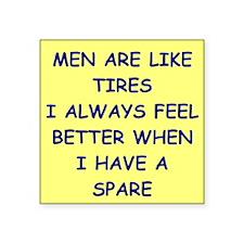 men Sticker