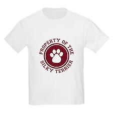 Silky Terrier Kids T-Shirt