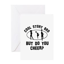 Cheer designs Greeting Card