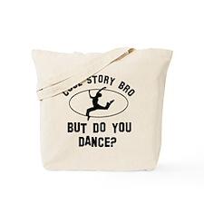 Dance designs Tote Bag