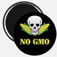 NO GMO Magnet