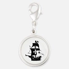 pirate ship Charms