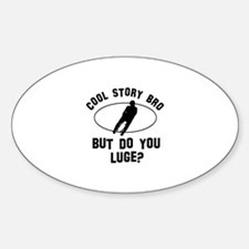 Luge designs Decal