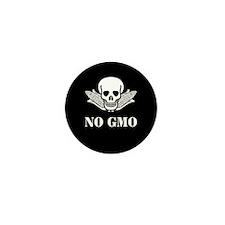 NO GMO Mini Button (10 pack)