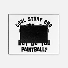 Paintball designs Picture Frame