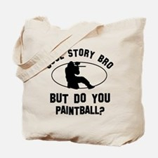 Paintball designs Tote Bag