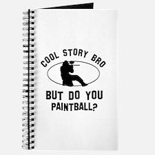 Paintball designs Journal