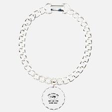 Scuba Dive designs Charm Bracelet, One Charm