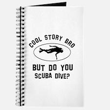 Scuba Dive designs Journal