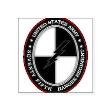 75th Ranger SOCOM Sticker
