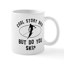 Ski designs Mug