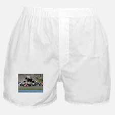 F1 Crash Boxer Shorts