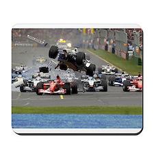 F1 Crash Mousepad