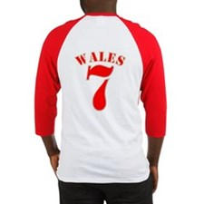 Wales World Football Baseball Jersey