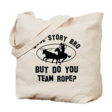 Team Rope designs Tote Bag