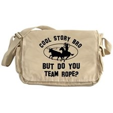 Team Rope designs Messenger Bag