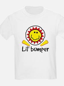 PinKidz Lil Bumper (red) Kids T-Shirt