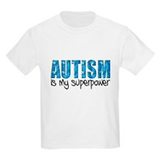 Autism is my superpower (Puzzle) T-Shirt