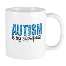Autism is my superpower (Puzzle) Mug