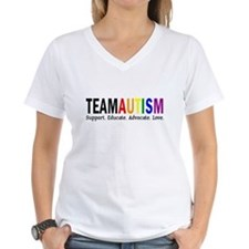Team Autism (Rainbow) Shirt