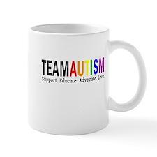 Team Autism (Rainbow) Mug