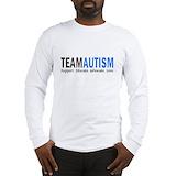 Autism Long Sleeve T Shirts